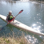 Valerio sul sea kayak