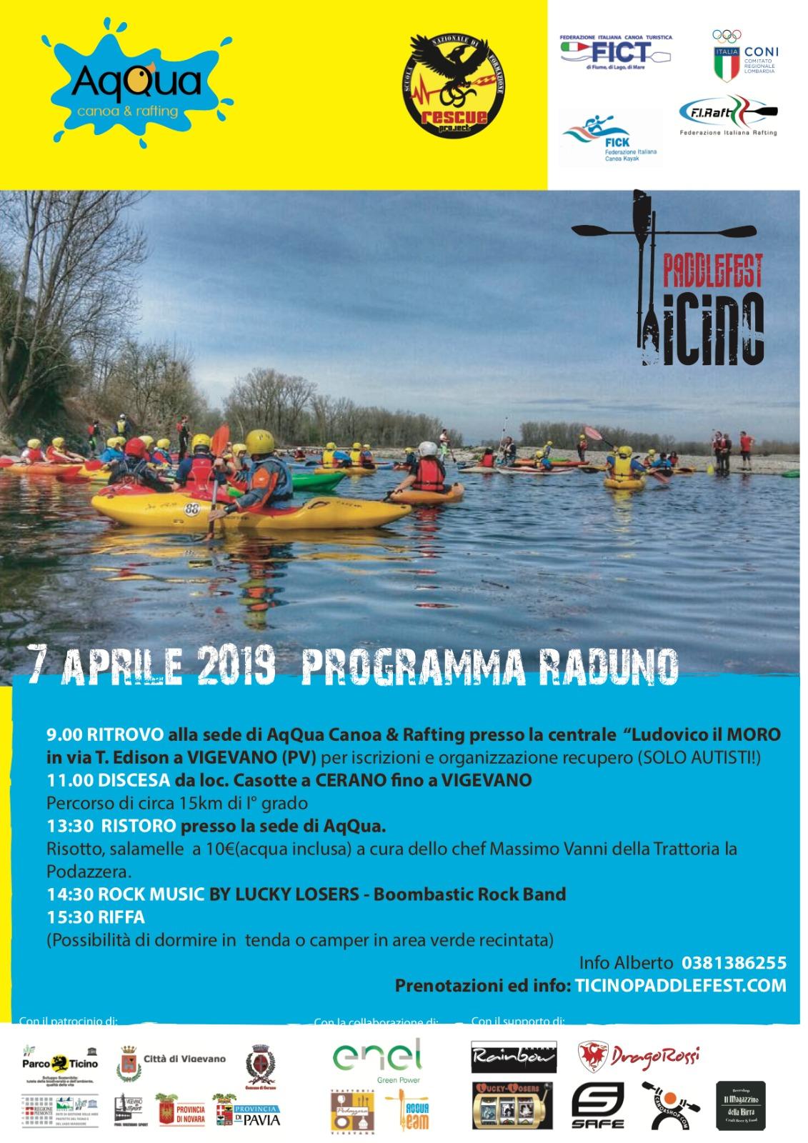 Ticino PaddleFest 2019
